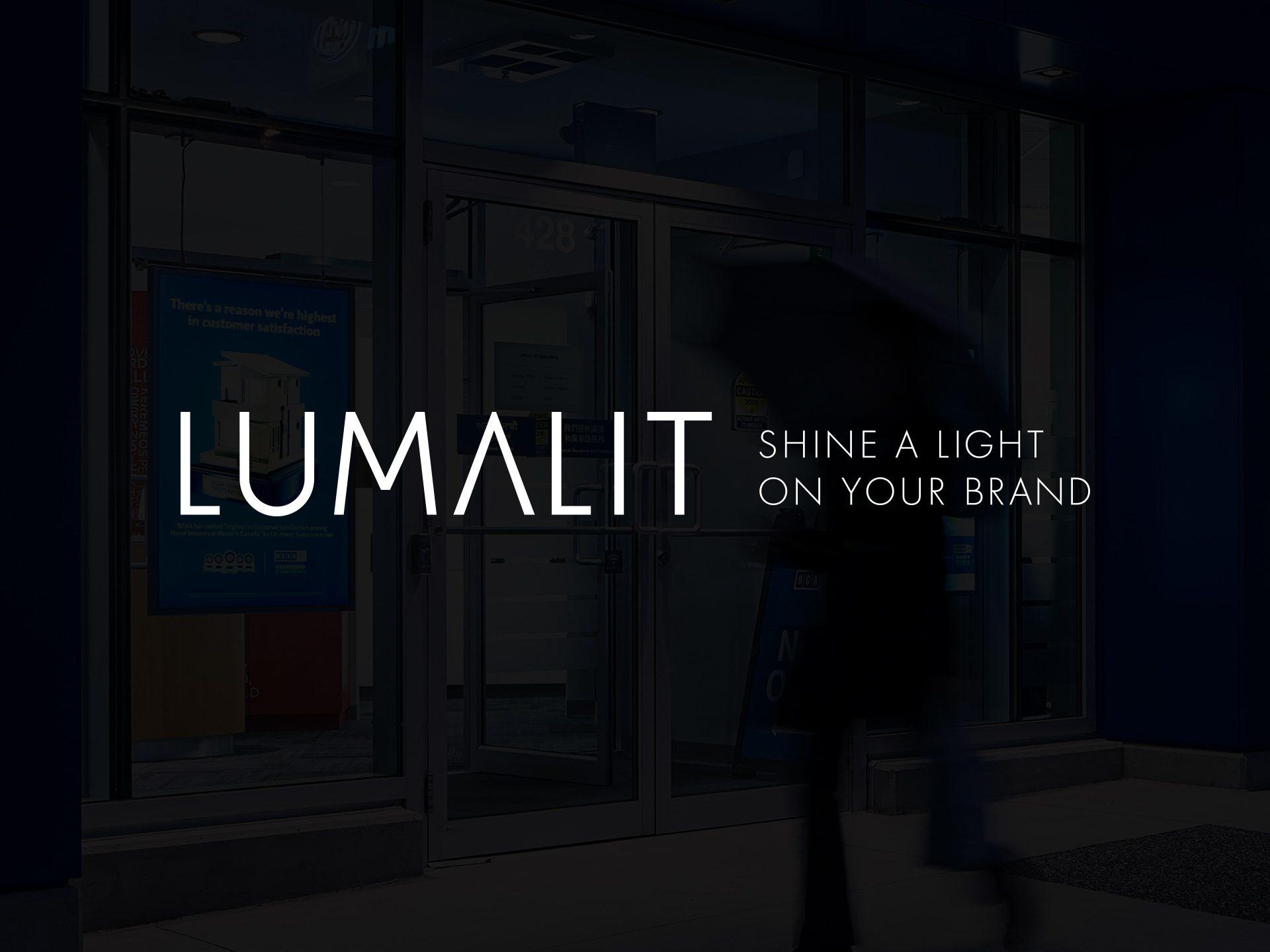 Y5 Creative Case Studies Product Branding Peregrine Retail Design Manufacturing Lumalit 1