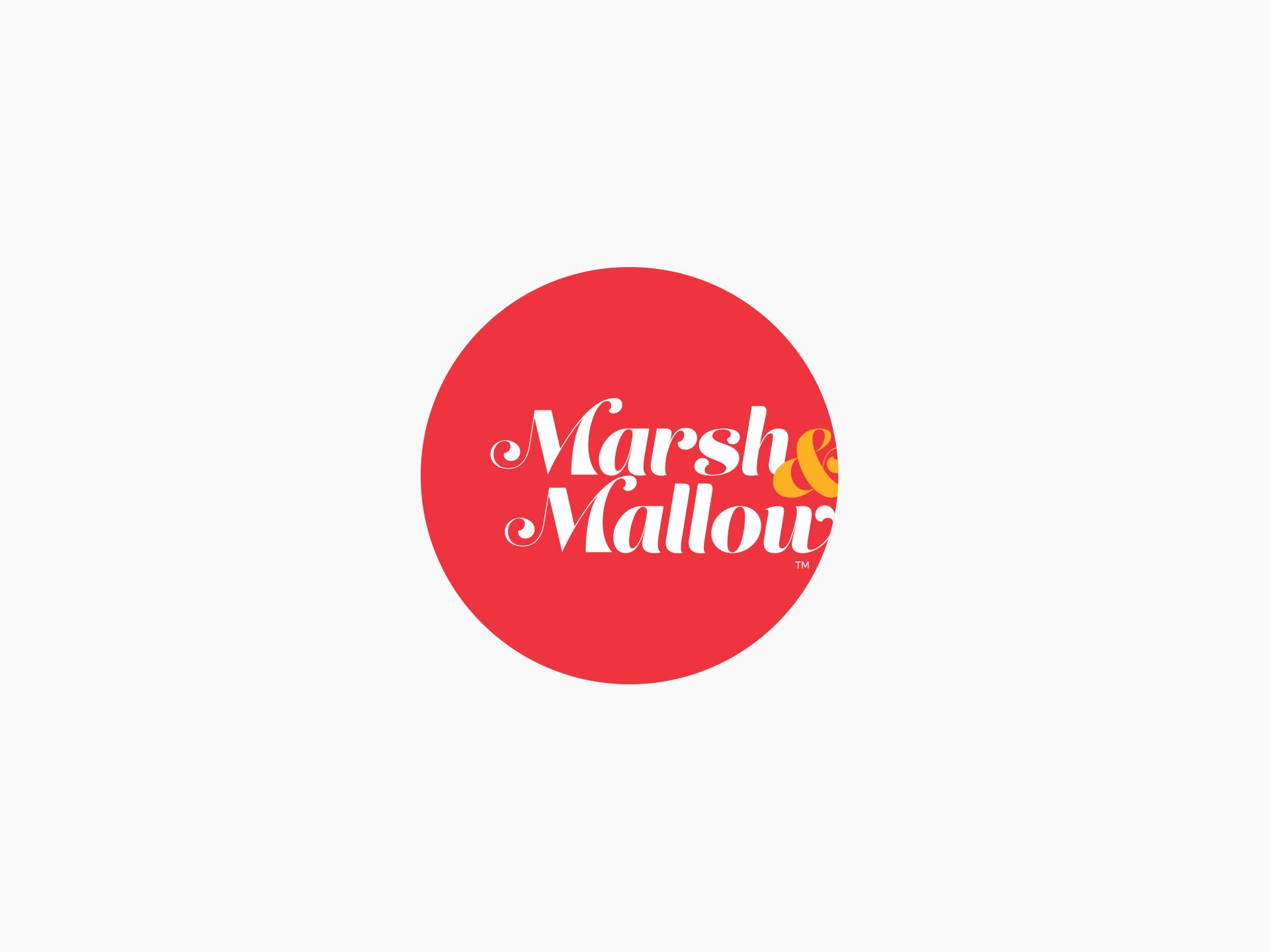 Y5 Creative Case Studies 2017 Marsh And Mallow Logo