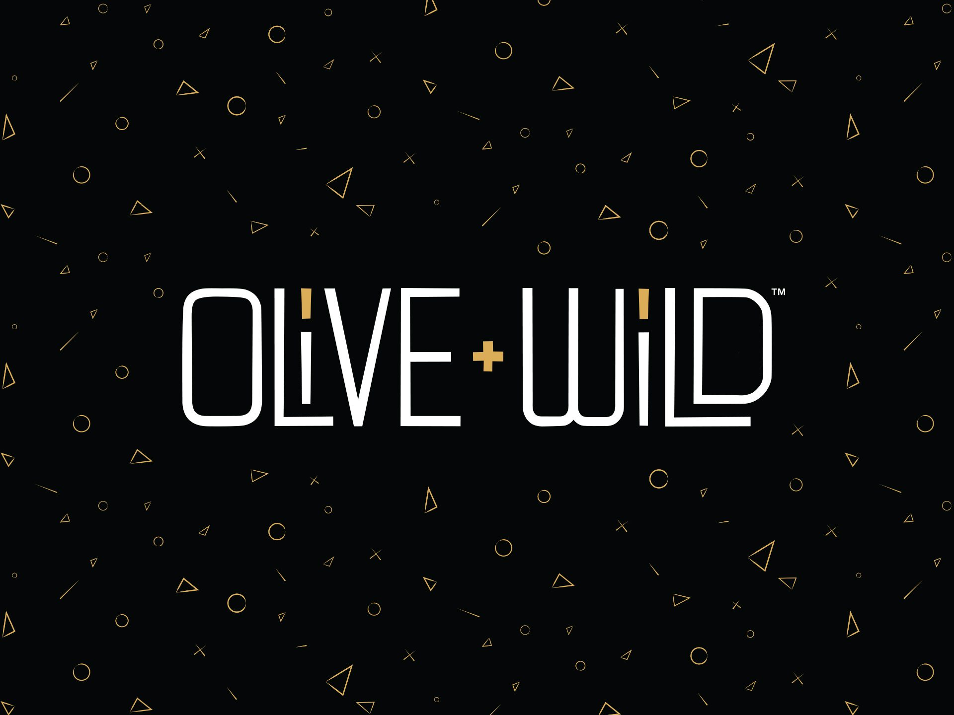 Y5 Creative Case Studies 2017 Logo Olive And Wild