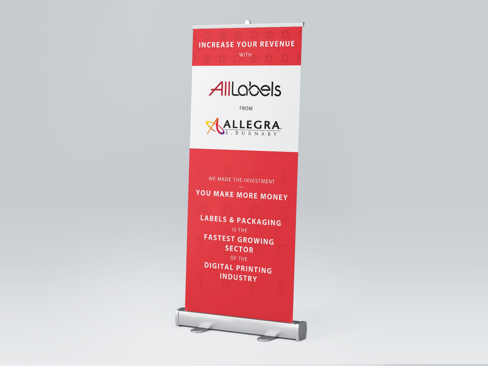 Y5 Creative Case Studies 2017 Roll Up Banner AllLabels