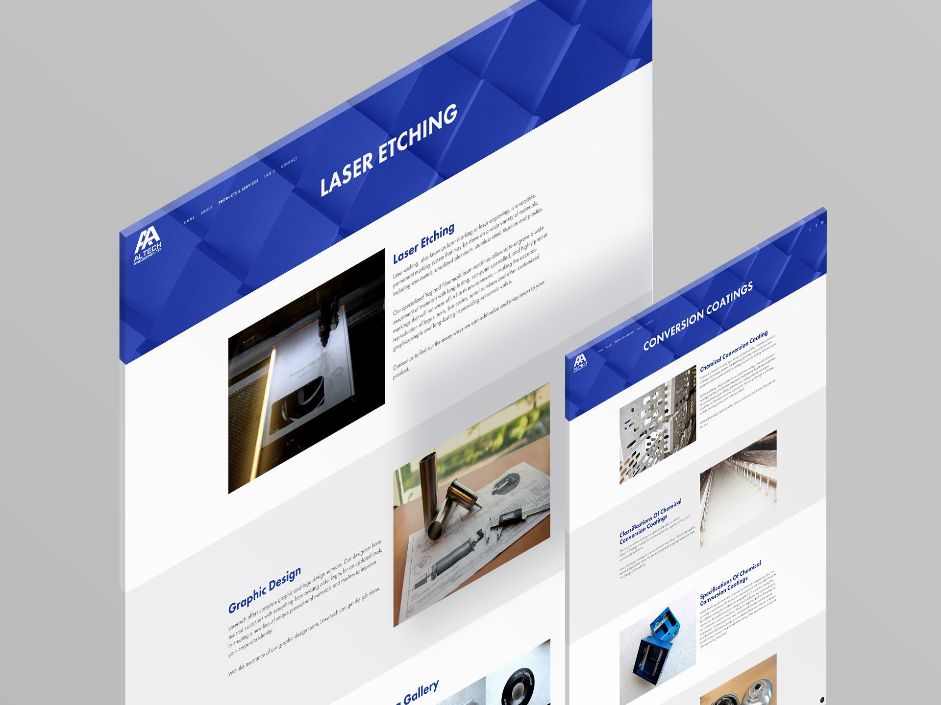 Y5 Creative Case Studies 2017 Website Altech Anodizing