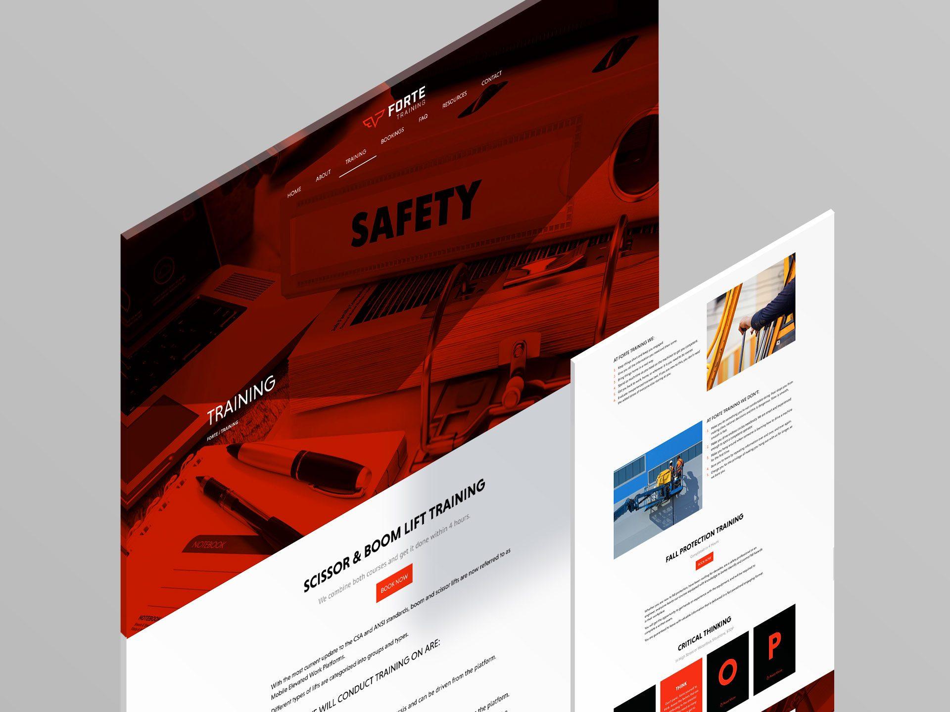 Y5 Creative Case Studies 2017 Website 2 Forte Training