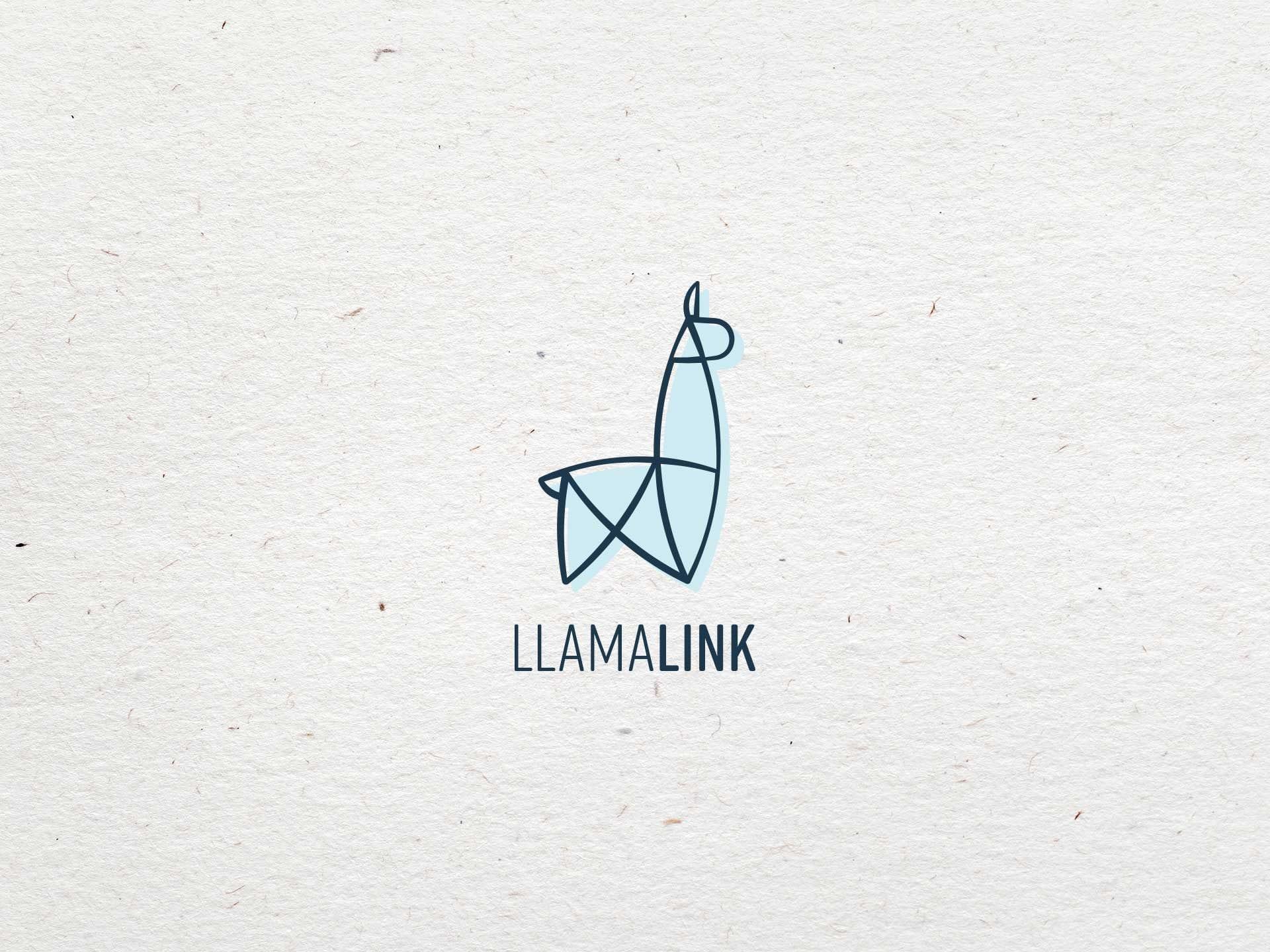 Y5 Creative Case Studies LlamaLink Logo 2019
