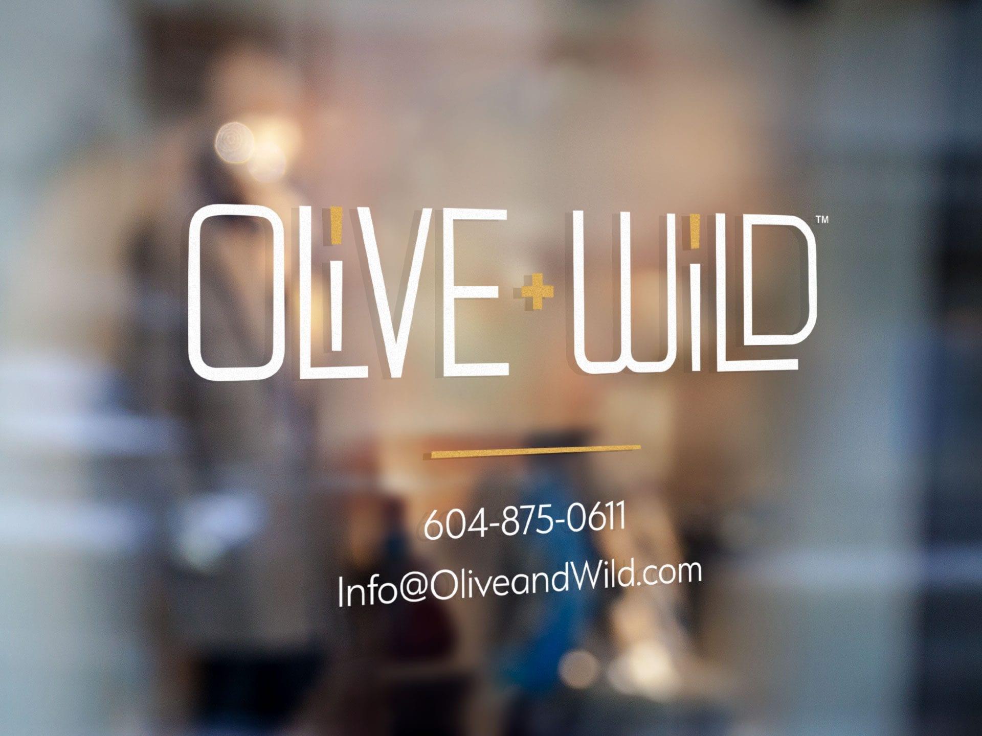 Y5 Creative Case Studies Olive Wild Window Graphics 2019