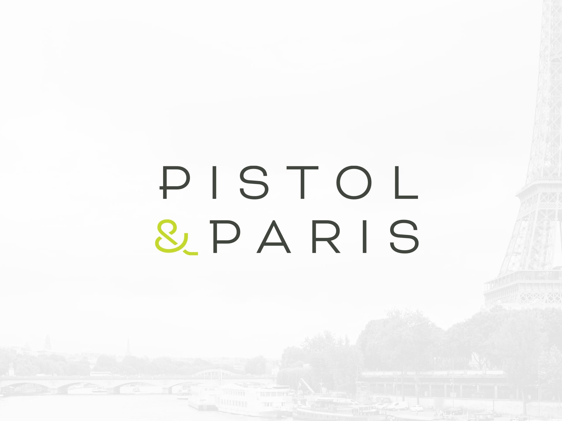 Y5 Creative Case Studies Emerging Markets Pistol And Paris Logo
