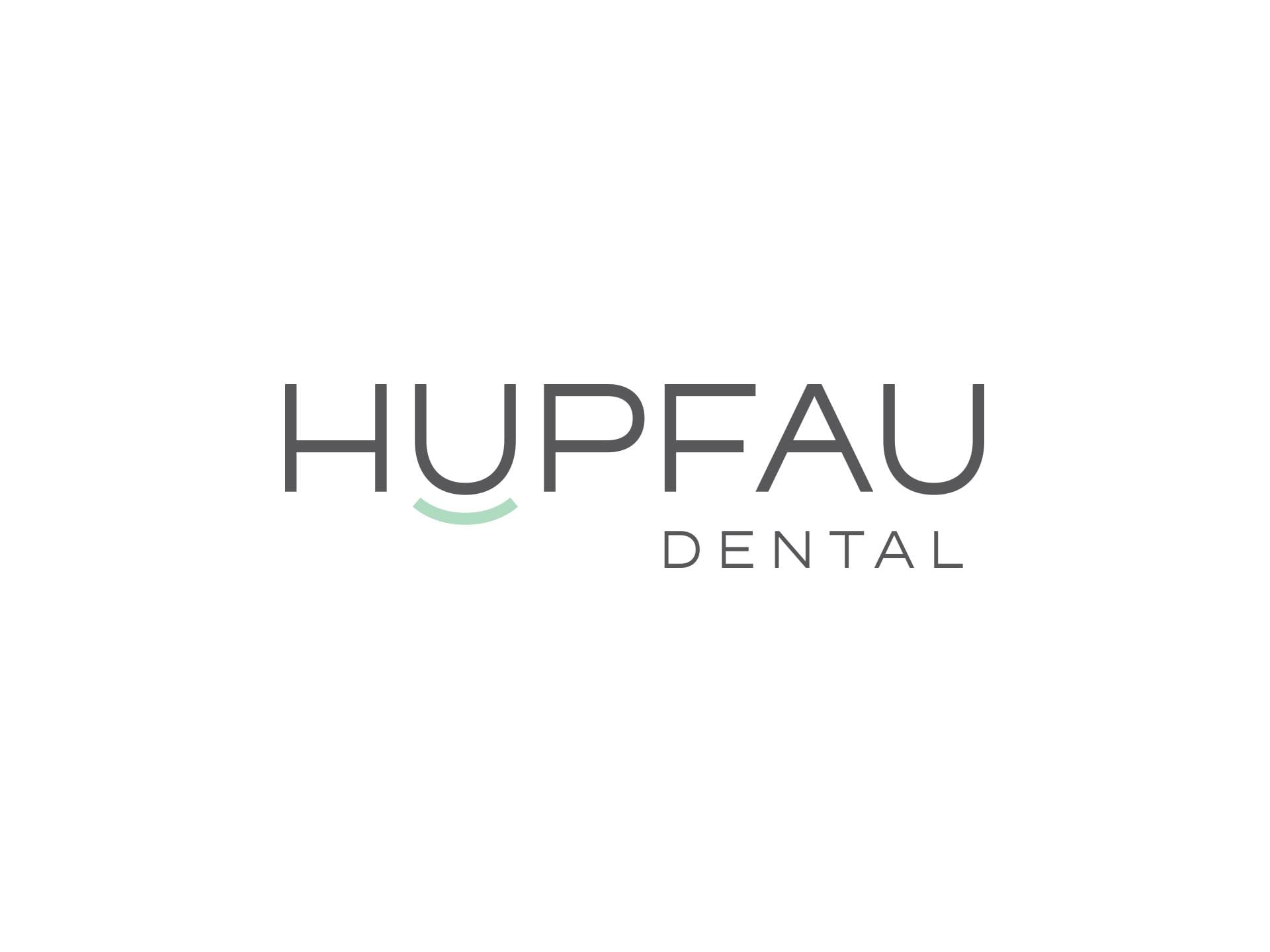 Y5 Creative Case Studies Hupfau Dental Logo